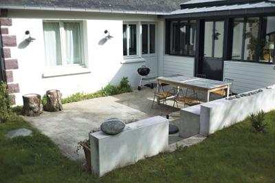 objectif des murs et une terrasse tanches nanoprotection. Black Bedroom Furniture Sets. Home Design Ideas